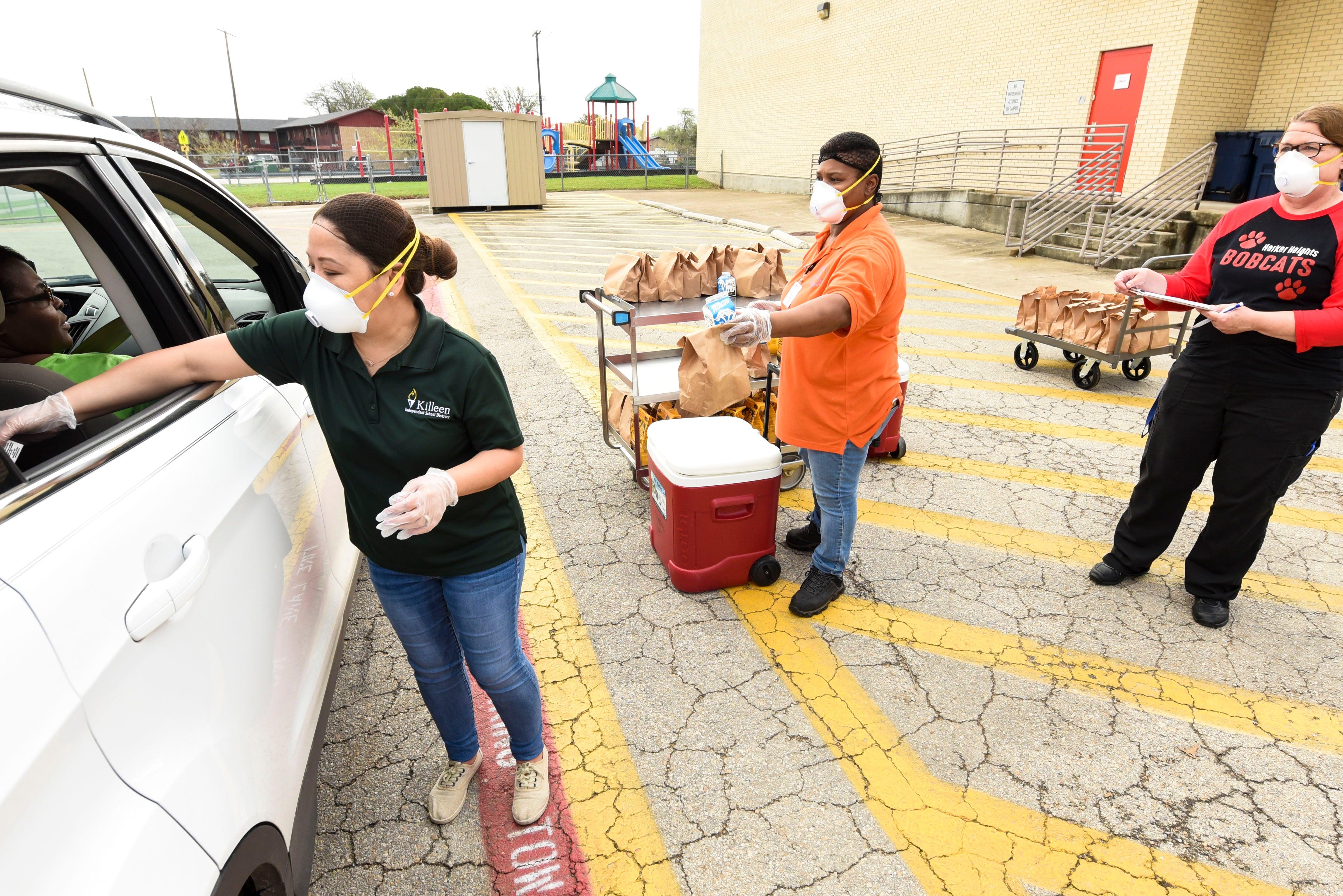 Kileen TX Food distribution