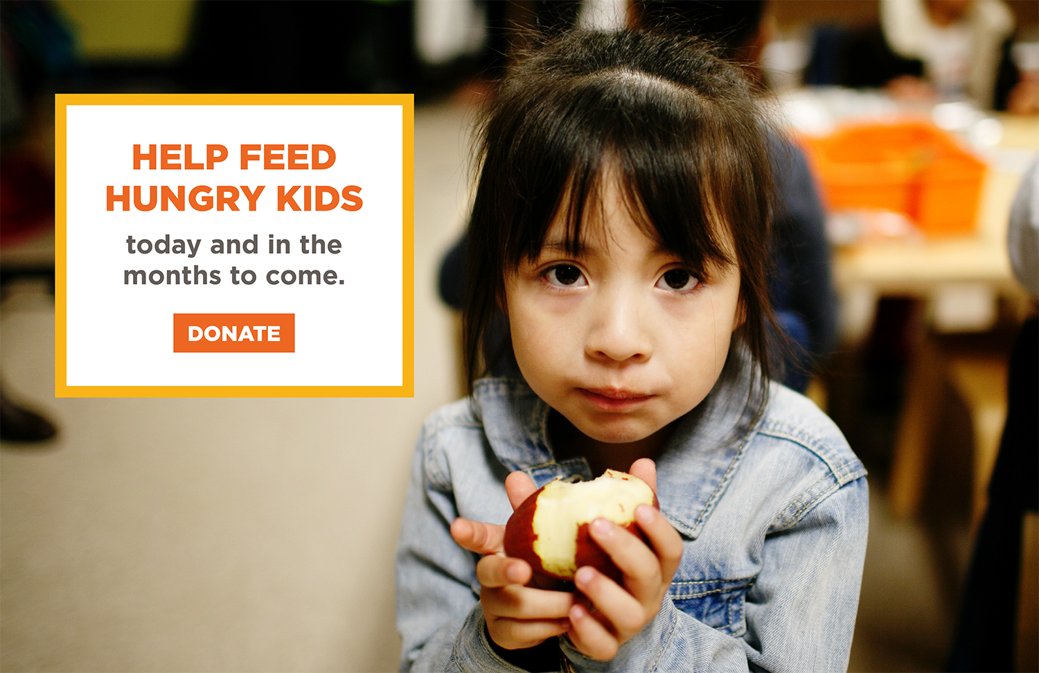 Join the No Kid Hungry Movement