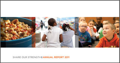 Share Our Strength's 2011 Annual Report
