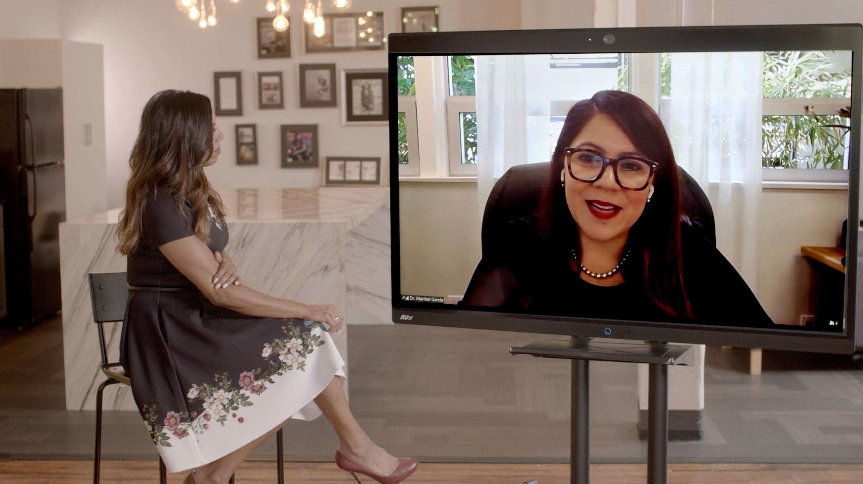 Dine, Shop & Share for No Kid Hungry Episode #4: Dr. Maribel Garcia